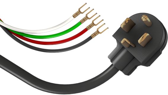 KINGWIRE Range and Dryer Cords | Power Cord