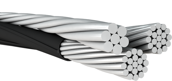 Kingwire triplex service drop cable periwinkle service drop cable triplex 600 volt secondary ud quadruplex greentooth Choice Image